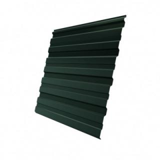 Профнастил C10 Grand Line GreenCoat Pural 0,5 мм RAL 6020