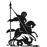 Флюгер «Георгий победоносец»
