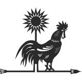 Флюгер «Петух»