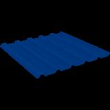 Профнастил НК21-1120 МеталлПрофиль 0,4 мм RAL 5002