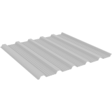 Профнастил МеталлПрофиль НК21-1120 0,4 мм RAL 9002