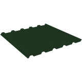 Профнастил НК21-1120 МеталлПрофиль 0,45 мм RAL 6005