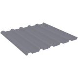 Профнастил МеталлПрофиль НК21-1120 0,45 мм RAL 7004