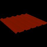 Профнастил НК21-1120 МеталлПрофиль 0,5 мм RAL 3011